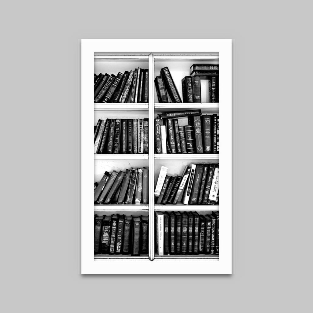 Shared Shelves: Fabiano Caruso